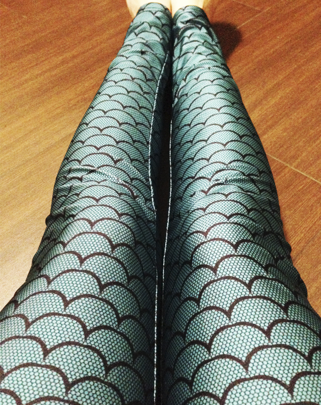 mermaidleggings