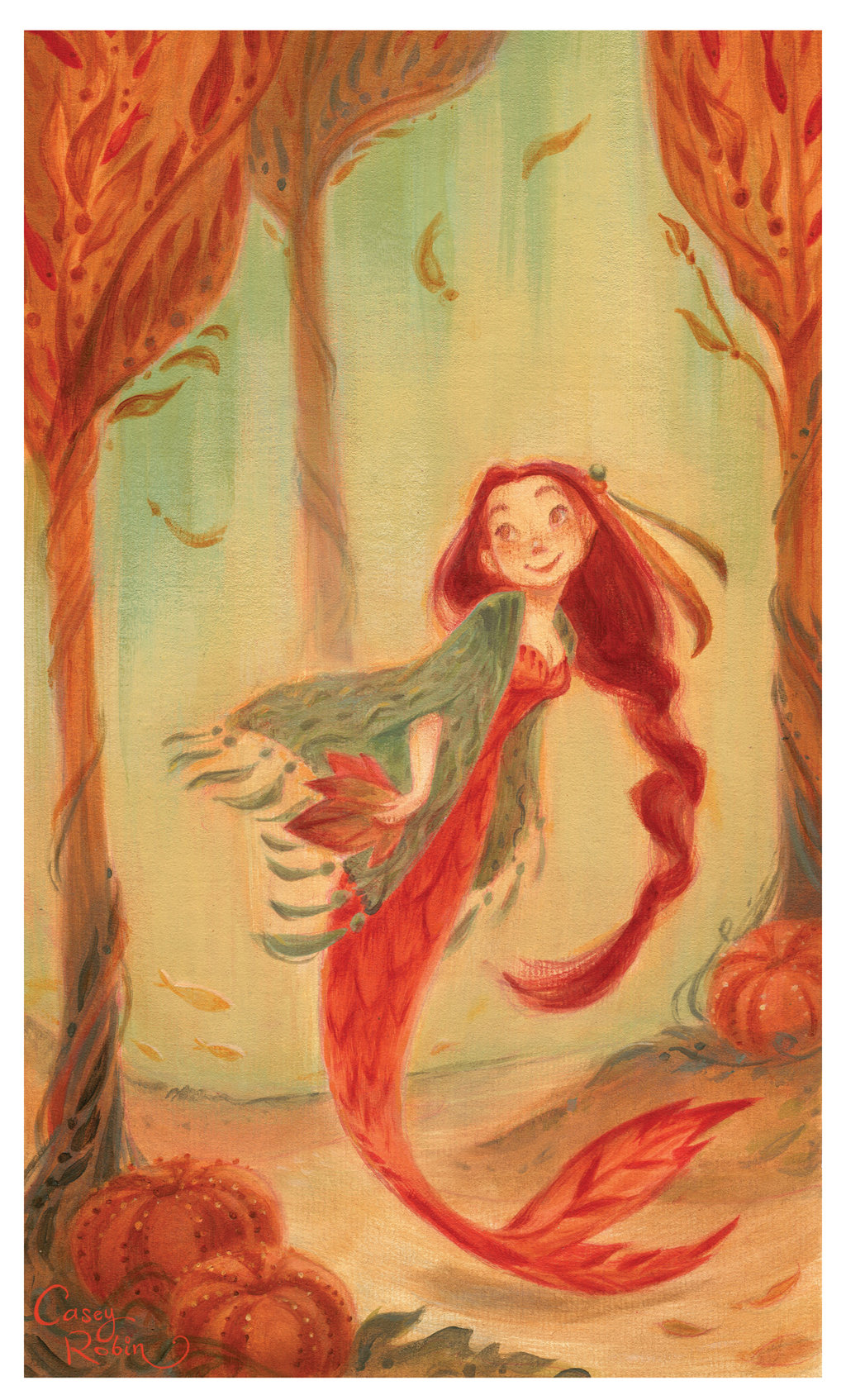 autumn_mermaid_by_caseyrobin-d6jghad