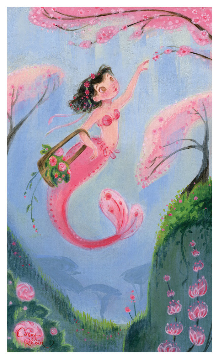 spring_mermaid_by_caseyrobin-d6jgg7g