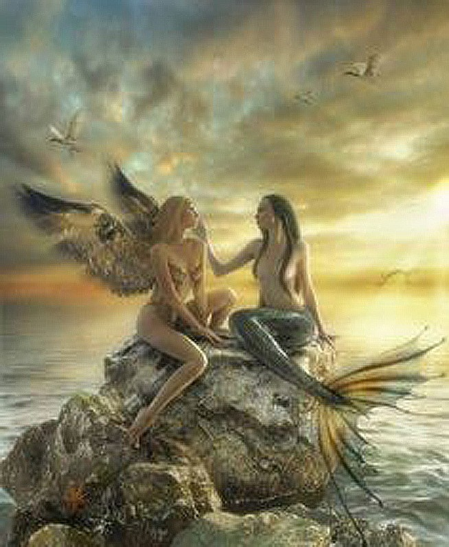 sirens_mermaids